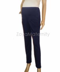C1104 biru depan celana hamil  large
