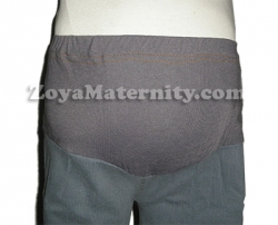 large Jeans Hamil C1093 perut