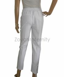 large C1102 putih belakang celana hamil
