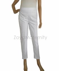 large C1102 putih depan celana hamil