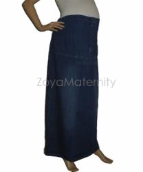 large R017 samping rok jeans hamil